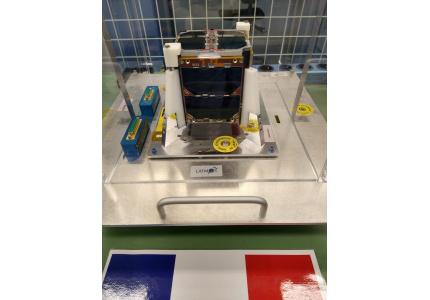 UVSQ-SAT : mise en orbite imminente