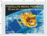 Coopération Spatiale entre la France et l'Inde : MEGHA-TROPIQUES