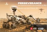 Jeudi 18 Février : Atterrissage de Perseverance sur Mars