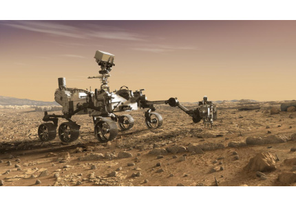 Juillet 2020 - Lancement du rover Perseverance - Mission MARS 2020