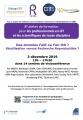 Guyancourt le 3 décembre, inscrivez-vous !